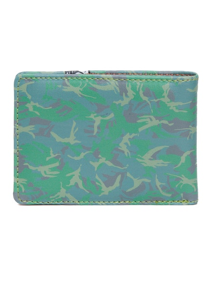 Billetera wallet camo
