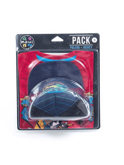 Pack Polera Jockey 5AV104