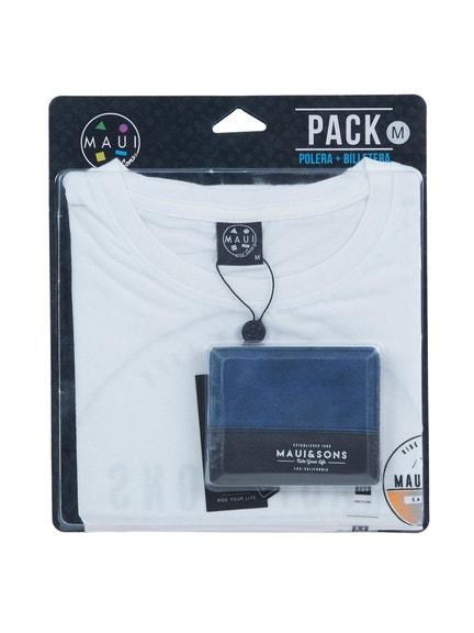 Pack Polera Billetera 5AV110