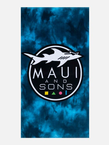 Toalla 5AV1510 Multicolored Maui