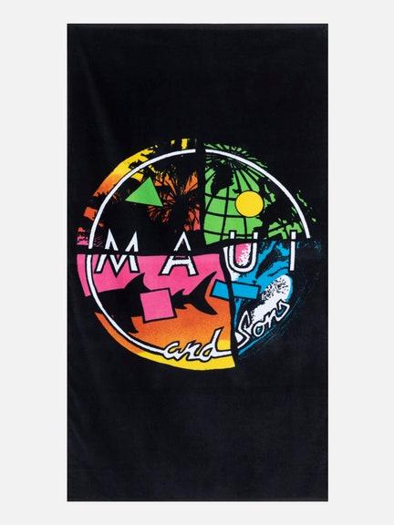 Toalla 5AV1512 Multicolored Maui