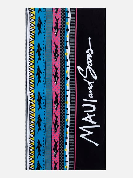 Toalla 5AV1519 Multicolored Maui
