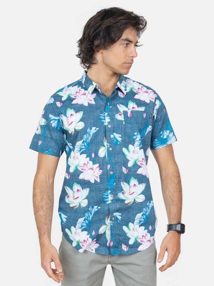 Camisa MC 5C131 Maui 1000062639Multicolored