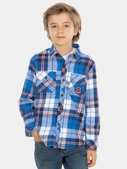 Camisa M/L 5C762