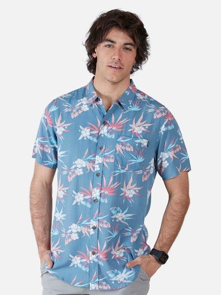 Camisa MC FLORAL-PCK