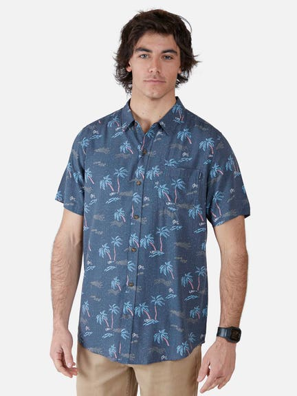 Camisa MC PALM NIGHT