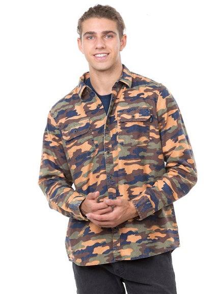 Camisa M/L 5C913