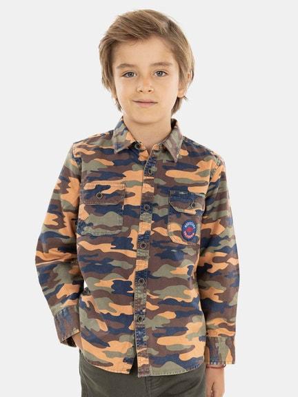 Camisa M/L 5C916