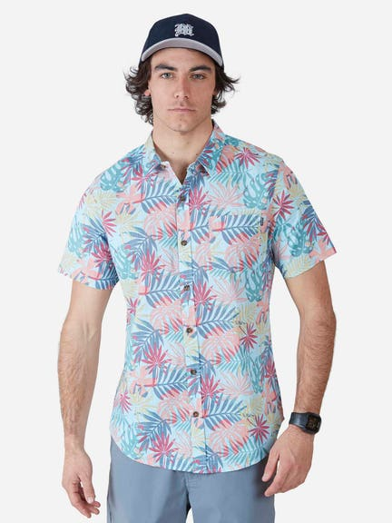 Camisa 5C925 Multicolor Maui