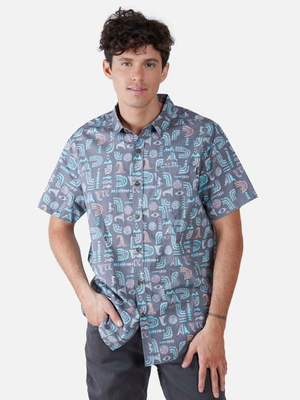 Camisa 5C928 Multicolor Maui