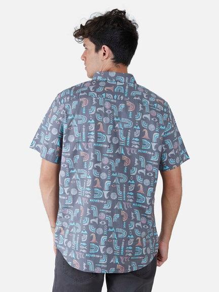 Camisa MC MARK CAVE