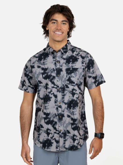 Camisa MC TIEDYE ROCK