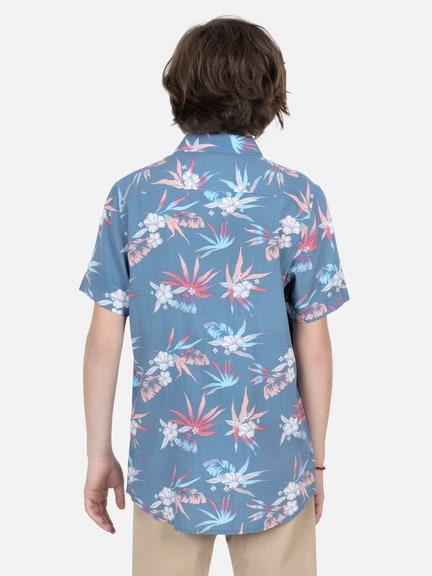 Camisa MC FLORAL-NUKU