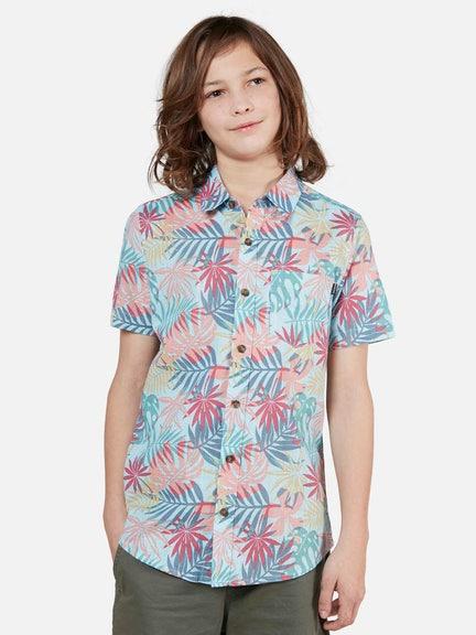 Camisa MC LEAF MIXTY