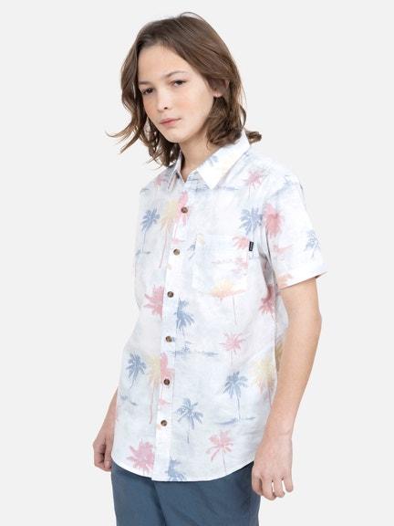 Camisa MC PALMNOON CRT