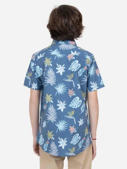 Camisa MC TOOLEAF