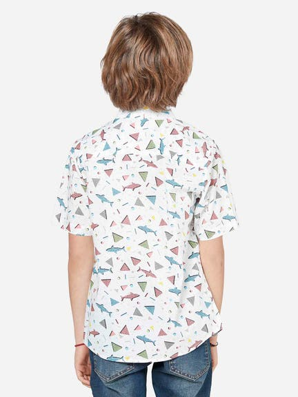Camisa MC SHARKPARTY