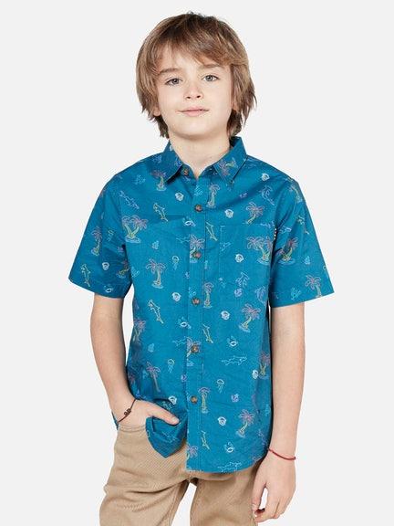 Camisa MC OCEAN SIGNS