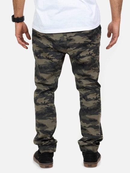 Pantalon Jogger CAMO
