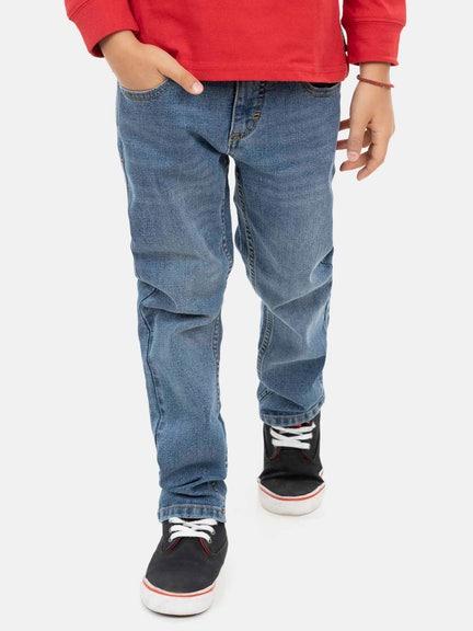Jeans MEDIUM INDIGO WASH