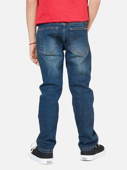 Jeans CLASSIC DEEP INDIGO WASH