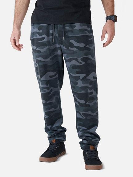 Pantalon Jogger 5N1203 Gris Maui