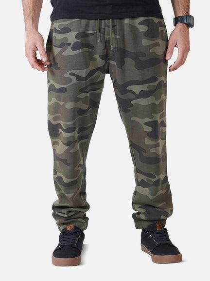Pantalon Jogger 5N1203 Verde Maui
