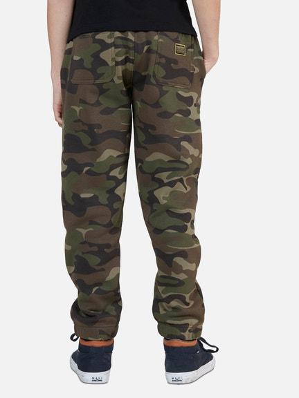 Pantalon All day young jogger camo