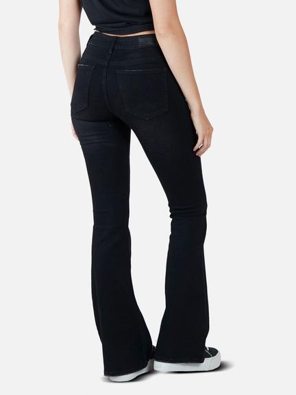 Pantalon BLACK FLARE JEANS