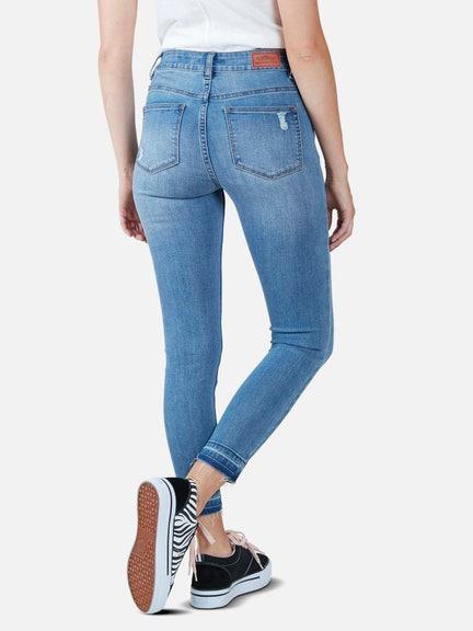Pantalon MEDIUM BLUE SKINNY FIT