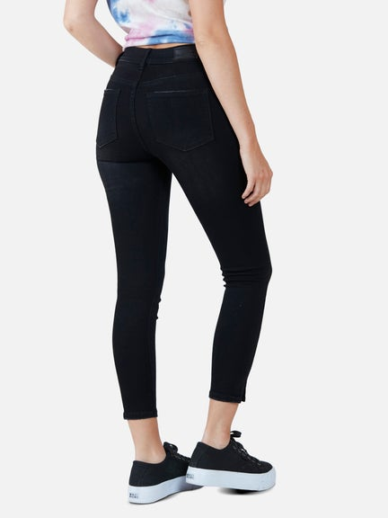 Pantalon BLACK SKINNY FIT