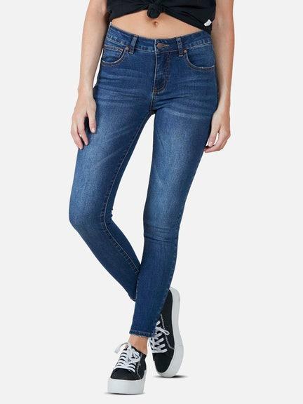 Pantalon DARK BLUE SKINNY FIT