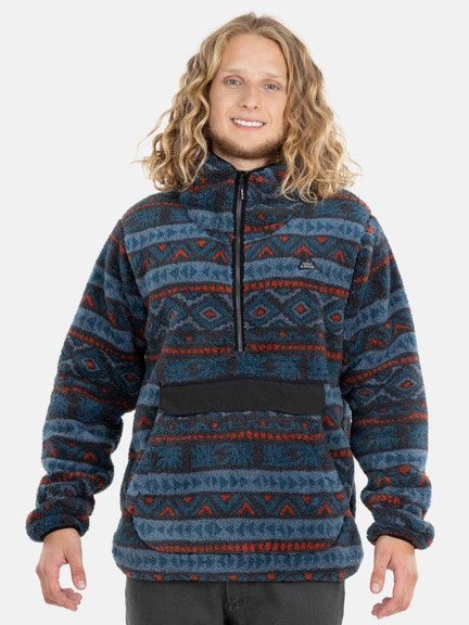Poleron Aztec Mid Zipper Polar
