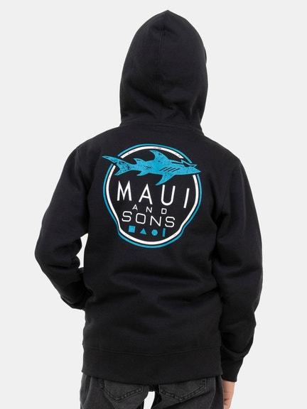 Poleron  Maui Shark