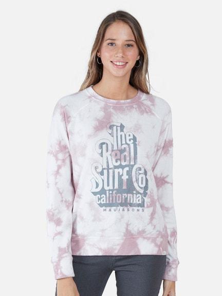 Poleron REAL SURF TIE DYE