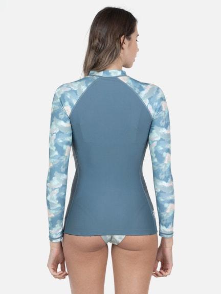Polera UVP SAFARY L/S SURF T-SHIRT