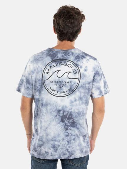 Polera M/C Maui Wave die Celes