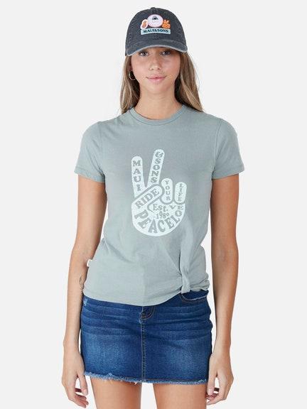 Polera PEACE LOVE