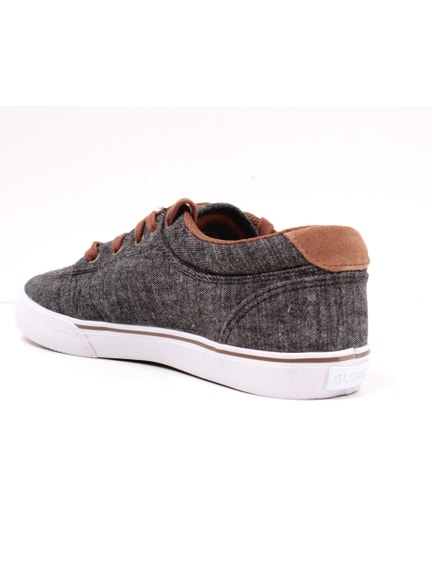 Zapatilla GS CHUKKA BLACK TWILL/CREPE