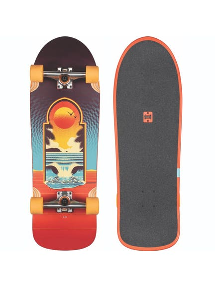 """Globe Cruiser Complete 31"""" Aperture Cult of Freedom 7HS122-MT21"""