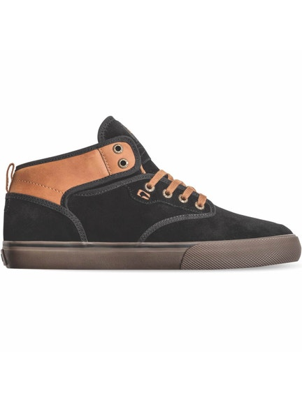 Zapatilla Motley Mid-Black/Toffee