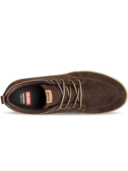 Zapatilla GS Chukka Chocolate/Crepe