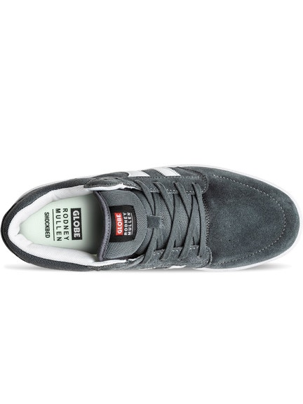 Zapatilla Octave Mid RM Metal/White