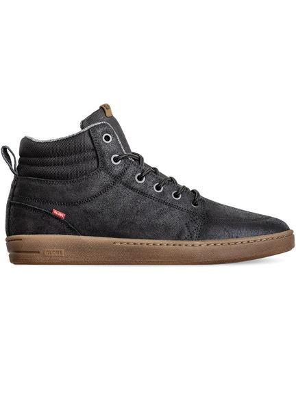 Zapatilla GS Boot Black Oiled/Gum